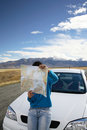 Lost In New Zealand Stock Image - 1458321