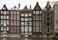 Amsterdam Canal And Houses Stock Image - 14510991