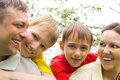 Boys With His Family Royalty Free Stock Image - 14512316