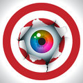 Align The Sights And Bull S Eye Stock Photo - 14523640