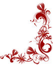 Abstract Floral Background Royalty Free Stock Photography - 14583447