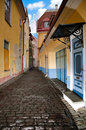 Old Tallin Street Stock Images - 14587914