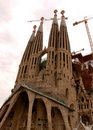Sagrada Familia Royalty Free Stock Image - 14632506