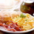 Hearty Breakfast Royalty Free Stock Image - 14633926