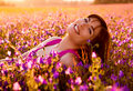 Relaxing On The Meadow Stock Images - 14647824