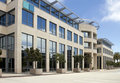 High Tech Corporate Office Building In California Royalty Free Stock Photography - 14649717