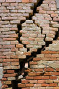Cracked Wall Stock Image - 14653121