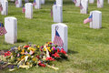US Military Grave Royalty Free Stock Photos - 14664548