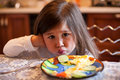 End Of Breakfast Stock Images - 14670694