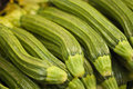 Baby Marrows At The Market Stock Images - 14673684