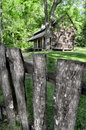 Log Cabin Royalty Free Stock Images - 14674699