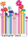 Bar-code Floral Stock Photography - 14687152