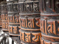 Prayer Wheels Stock Photos - 14688123