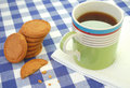 Coffee And Biscuits Stock Photo - 14700480