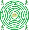 Labyrinth Stock Images - 14703824