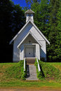 Small Old Town Church Stock Photo - 14731240