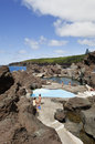 Natural Swimming Pool In Faial Stock Photo - 14742520