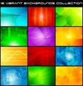 Abstract Backgrounds Collection - Eps 10 Stock Photos - 14743723