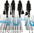Shopping Discount, Forty Percent Royalty Free Stock Images - 14744629