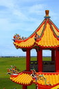 Chinese Pagoda Tower Royalty Free Stock Photo - 14761595
