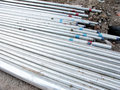 Steel Pipes Stock Image - 14778591