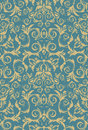 Floral Seamless Ornament Stock Image - 14779231