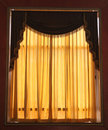 Window Curtains Royalty Free Stock Photo - 14792705