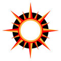 Sun Logo Royalty Free Stock Images - 14830489