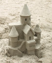 Sandcastle Royalty Free Stock Image - 14841296