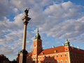 Royal Palace Warsaw Stock Images - 14845684