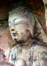 Ancient Rock Carving In China Royalty Free Stock Photos - 14867978