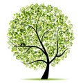 Art Tree Beautiful For Your Design Royalty Free Stock Image - 14868836