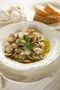 Clam Soup Stock Image - 14891731