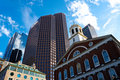 Business Building And Old Tower Stock Images - 14896794