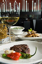 Petite Fillet Of Steak Royalty Free Stock Photography - 14897517