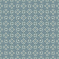Retro Floral Seamless Background Royalty Free Stock Image - 14898546