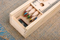 Colored Pencils Stock Images - 1494854