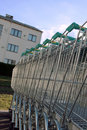 Shopping Carts Stock Images - 1497164