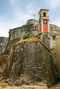 Old Corfu Fort Royalty Free Stock Photos - 14908878