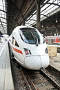 High Speed Train In Station Stock Photography - 14914722