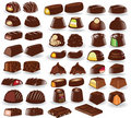 Chocolate Candy Collection Royalty Free Stock Image - 14930516