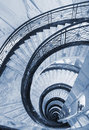 Spiral Staircase Stock Images - 14936094