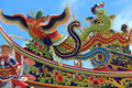 Temple Roof. Taipei Royalty Free Stock Photography - 14944867