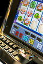 Slot Machine Stock Image - 14953601
