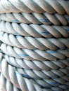 Thick Rope Royalty Free Stock Photo - 14997035