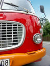 Red Bus Royalty Free Stock Photos - 153838