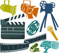 Movie Set Royalty Free Stock Images - 15007899