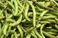 Lima Beans Vegetables Food Texture Royalty Free Stock Image - 15008276