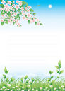 Floral Meadow Stock Image - 15019681