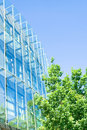 Green Business Office Building Royalty Free Stock Photo - 15033455